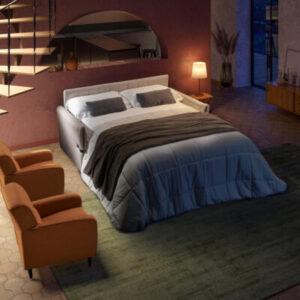 divano letto louvre