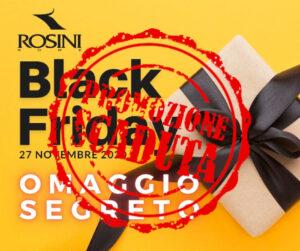 black friday rosini