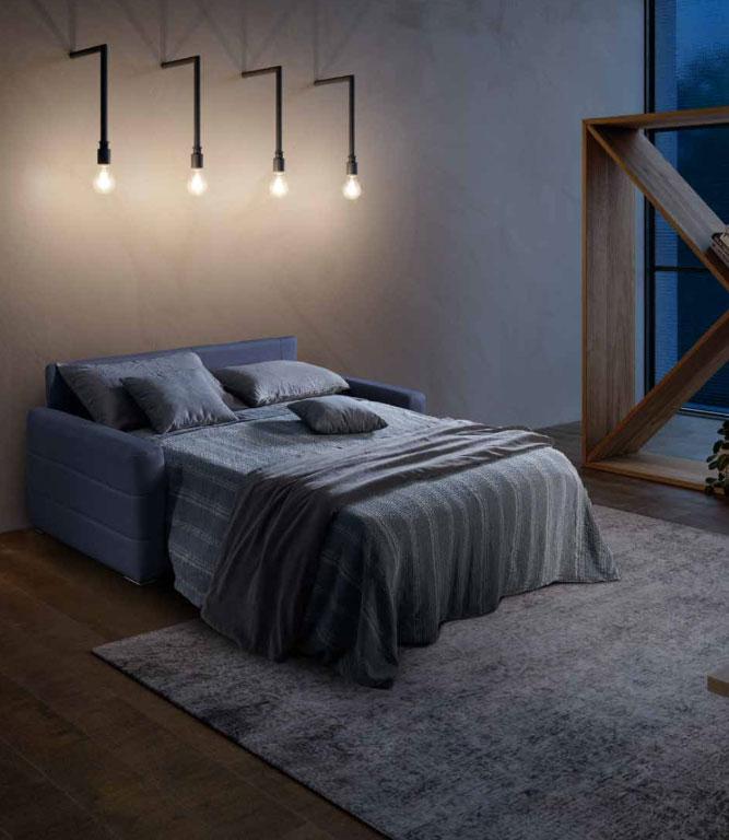 divano letto ponza