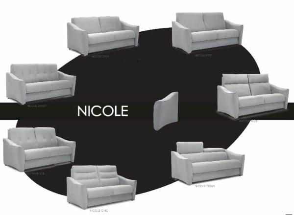 Nicole Sistema Evolution