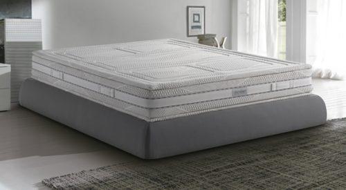 Dorelan Materasso Twin 2000 Comfort-Suite linea Twin System