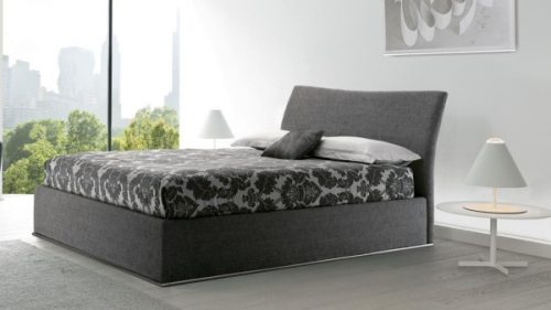 letto matrimoniale Allison Plain