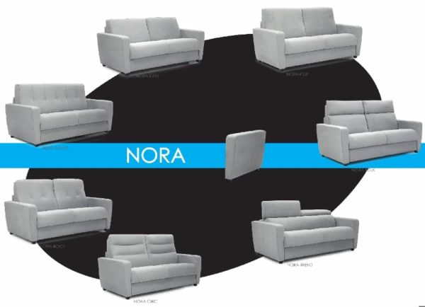 Nora Sistema Evolution