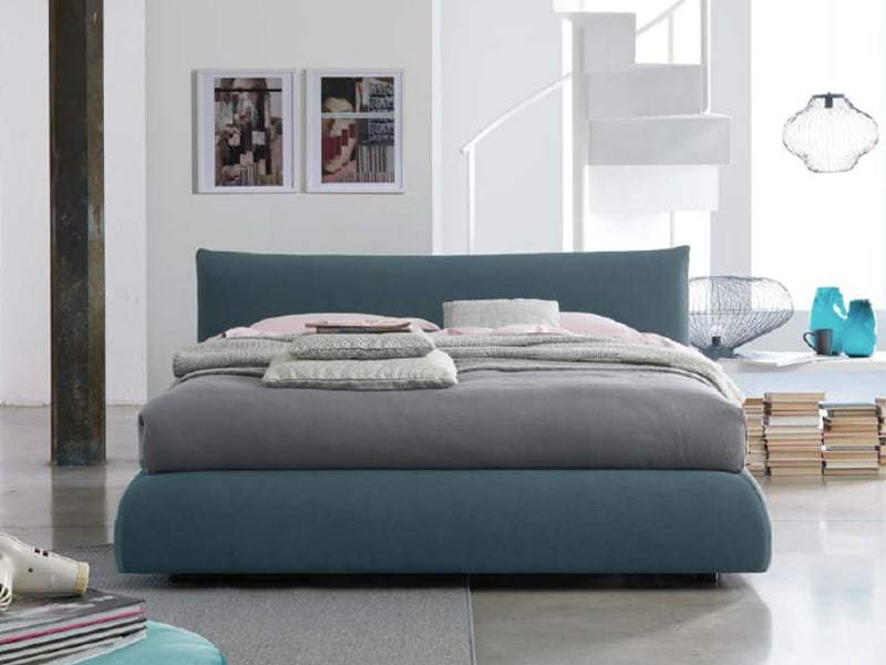 letto matrimoniale pillow fit