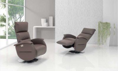 Poltrone relax design Linea - Visani materassi e letti